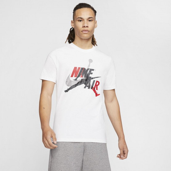 Jordan Men's  Jumpman Classics Short Sleeve Crew