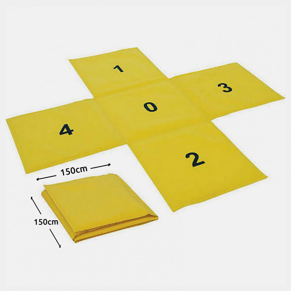 Eldico Παιδικό Στρώμα Ασκήσεων 150 x 150 x 0.5 cm