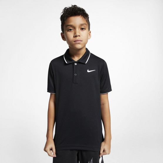 Nike Court Dri-Fit Tennis Boy's Polo