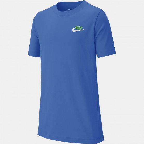 Nike Sportswear Boys Tee Emb Futura