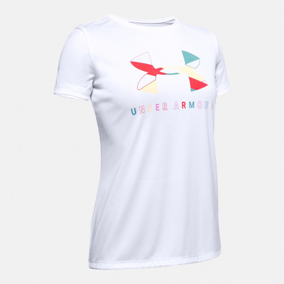 Under Armour Girls' UA Tech™ Big Logo Tee