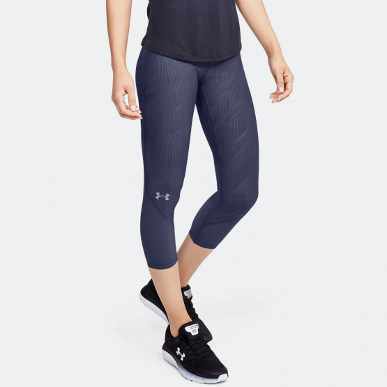 Under Armour Fly Fast Jacquard Women's  Crop Tights