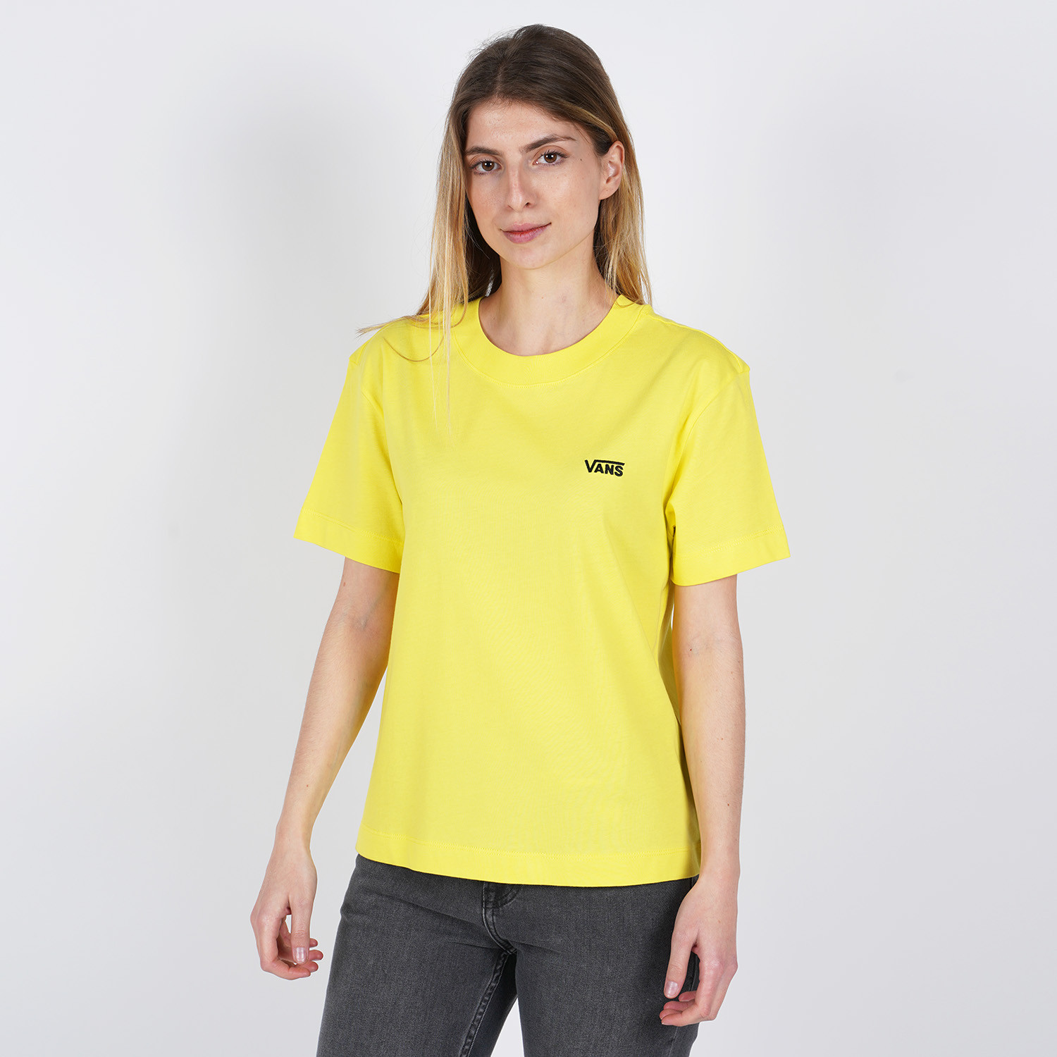 Vans Junior V Boxy Women's T-Shirt (9000049124_38311)