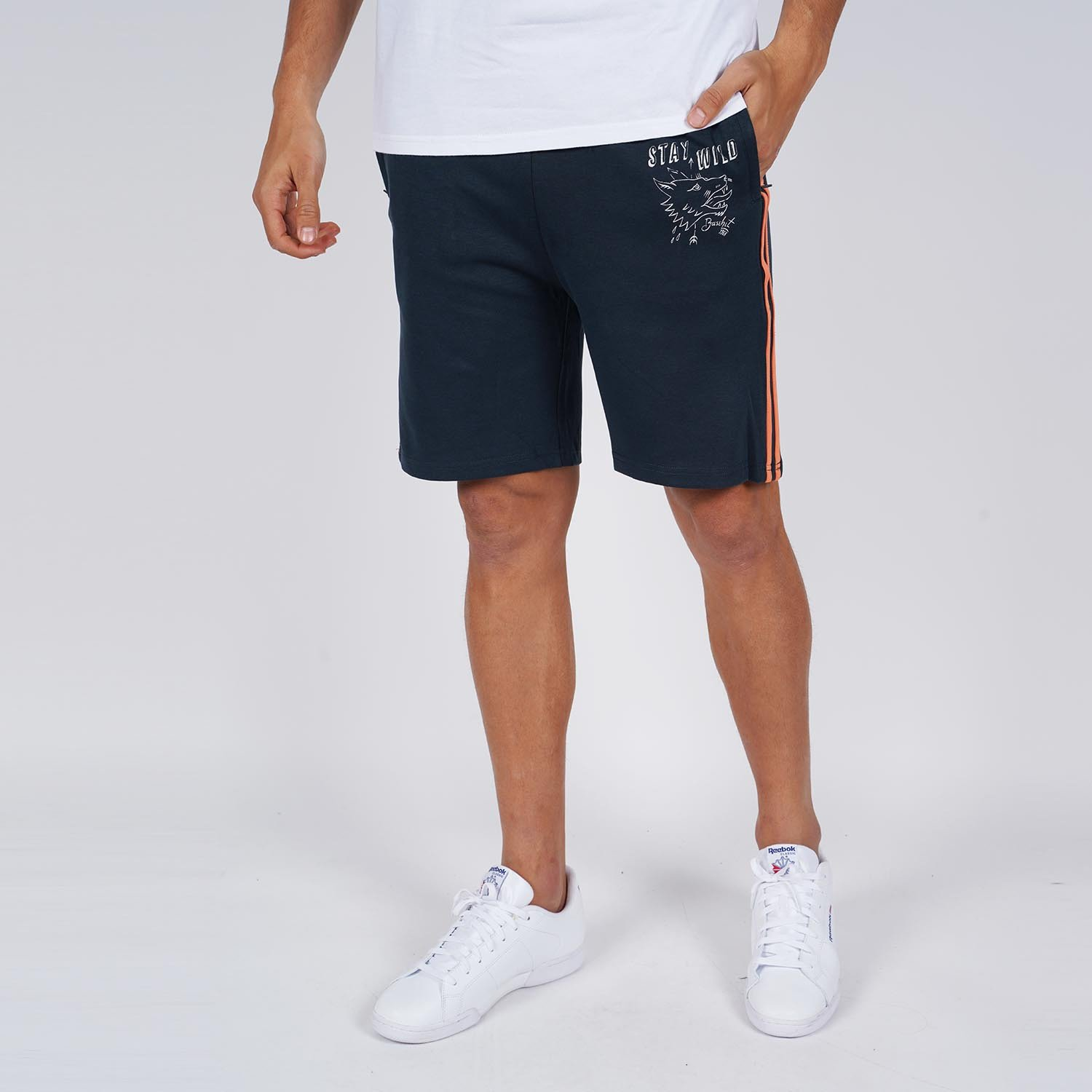 Basehit Men's Track Shorts (9000050786_45121)