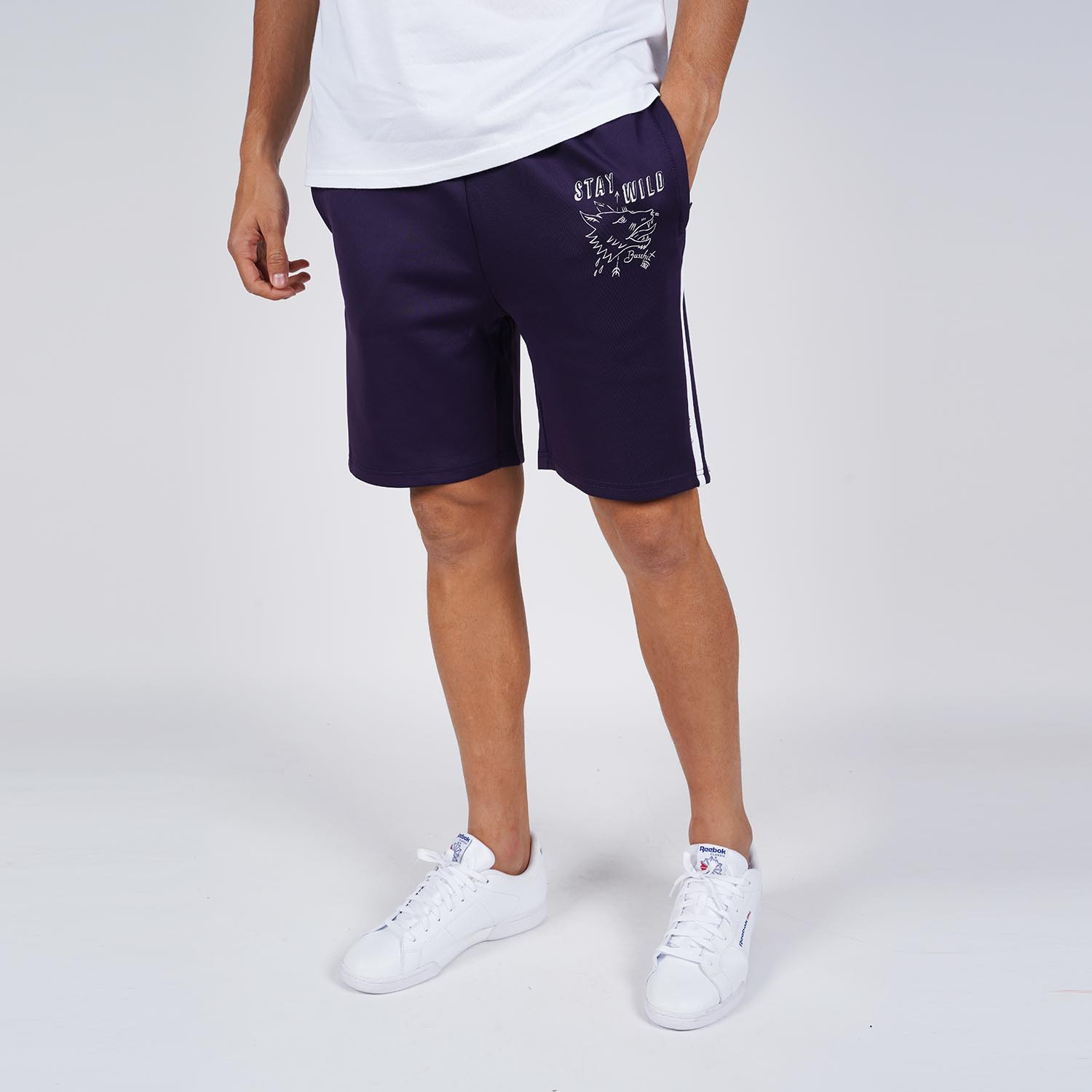 Basehit Men's Track Shorts (9000050787_11747)
