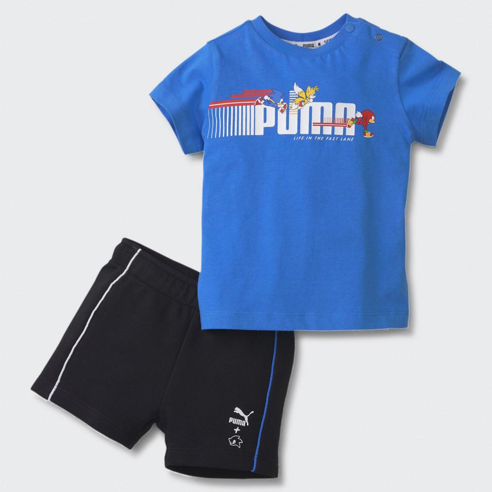 Puma X Sega Baby Set