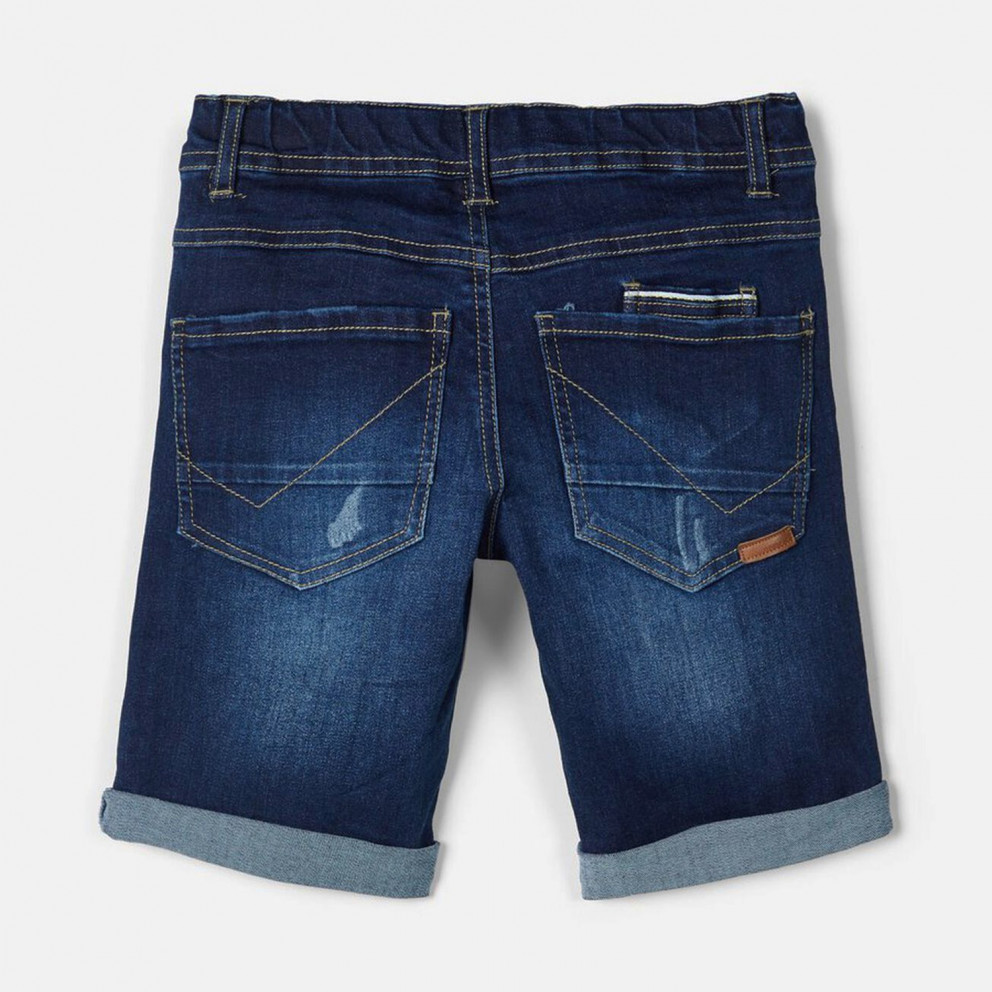 Name it Power Stretch Slim Fit Denim Shorts