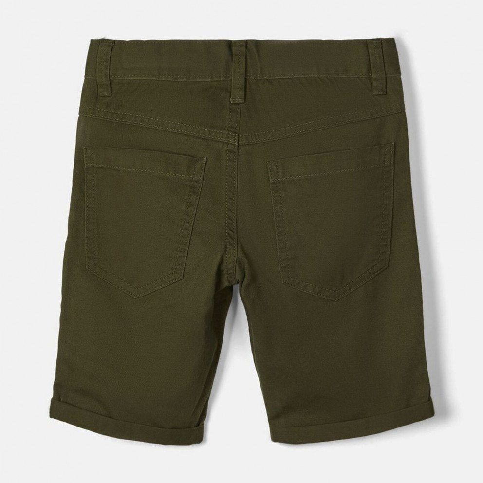 Name it Twill-Woven Cotton Kids' Shorts