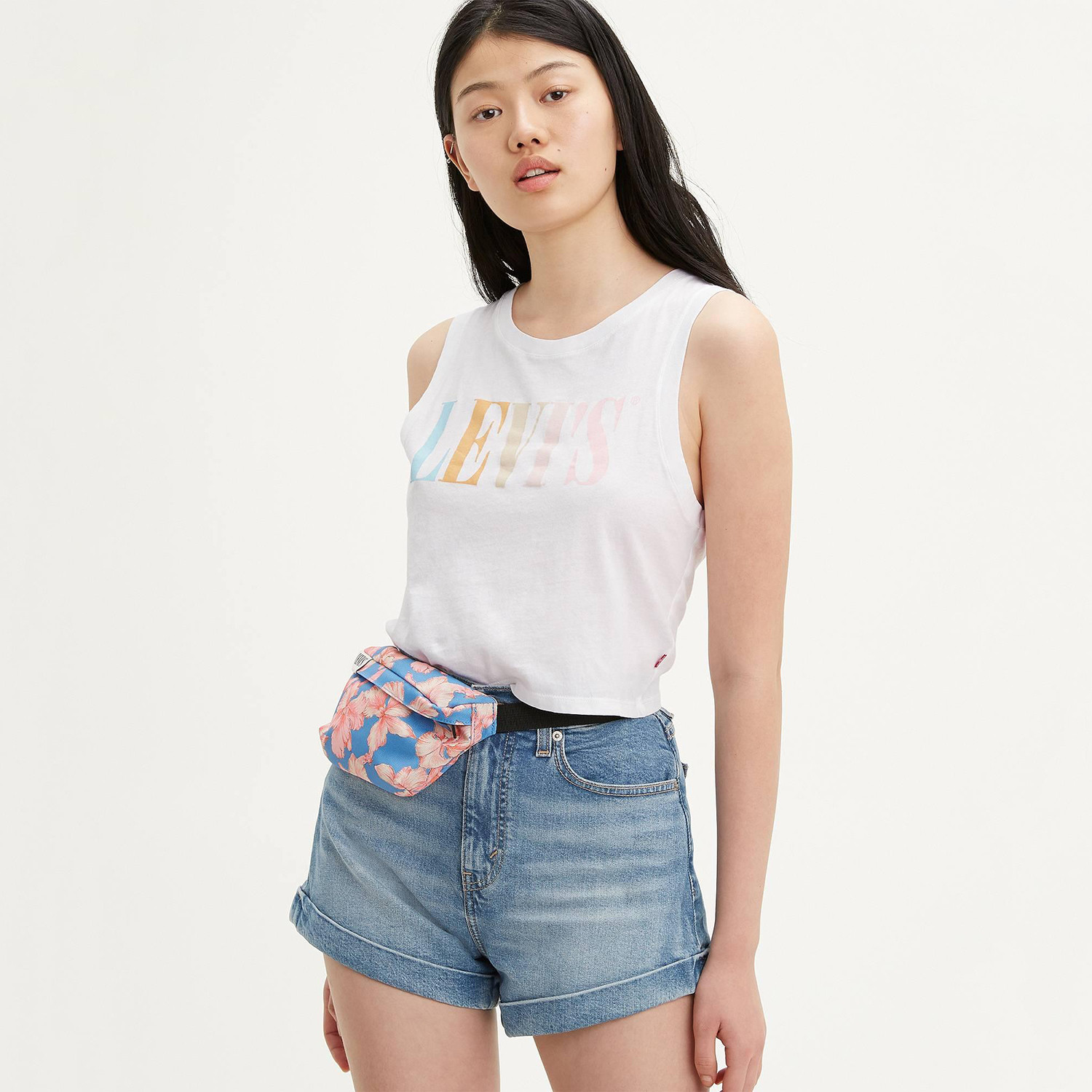 Levi's Graphic '90S Women's Crop Top (9000048414_26106)