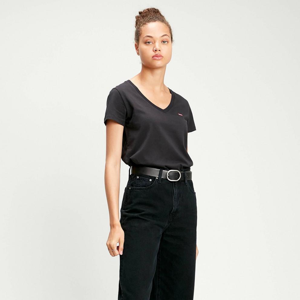 Levi's Perfect V-Neck Γυναικεία Μπλούζα