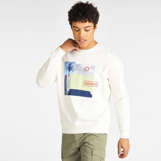 Lee Seasonal Graphic Men's Sweatshirt