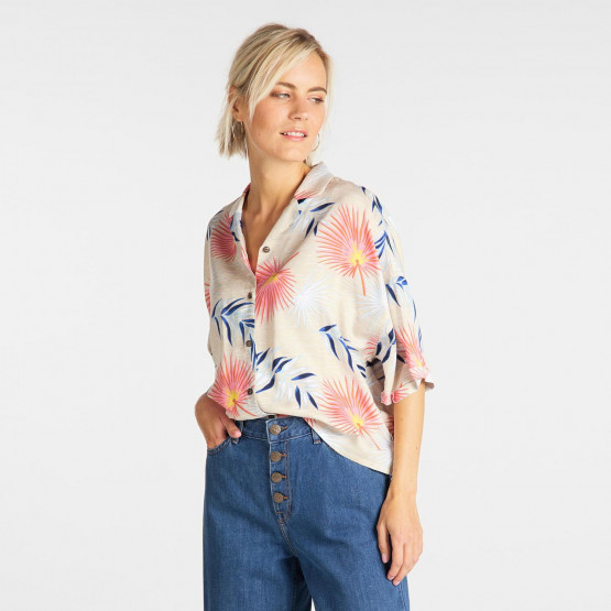 Lee Women'S Floral Resort Shirt