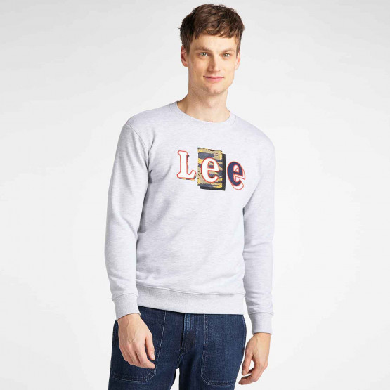 Lee Seasonal Camo Men's Sweatshirt