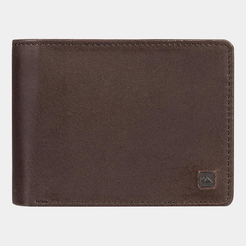 Quiksilver Mack X Leather Bi-Fold Men's Wallet (9000050430_30678)
