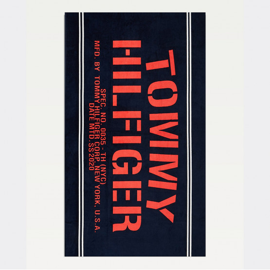 Tommy Jeans New York Logo Towel