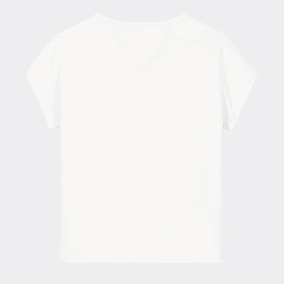 Tommy Jeans Floral Logo Kids' T-Shirt