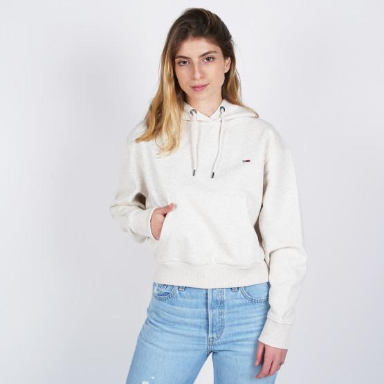 Tommy Jeans Contrast Back Logo Women's Hoodie