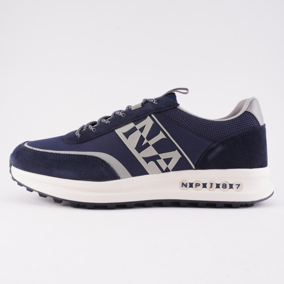 Napapijri Blue Marine Men's Shoes