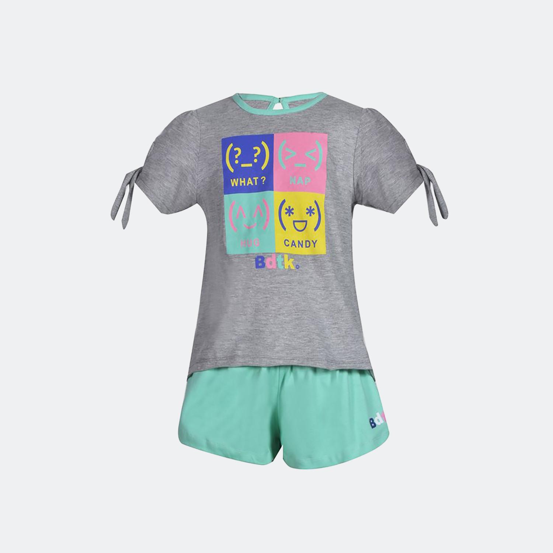 Bodytalk Kids' T-Shirt & Shorts (9000049178_2069)