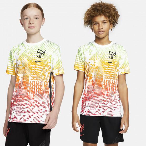 Nike Dri-Fit Neymar Jr. Older Kids' Short-SLeeve