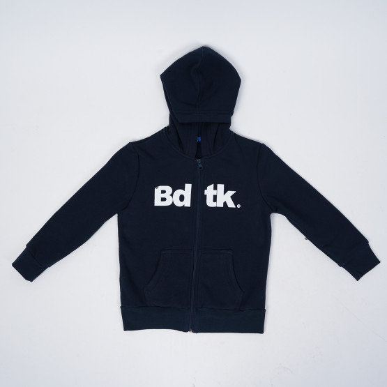 BODYTALK Kids Zip Hooded Sweater