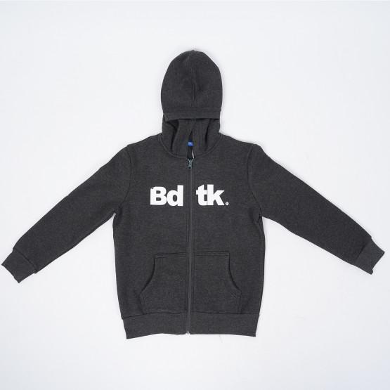 Bodytalk Zip Hooded Sweater  70%co 30%pes