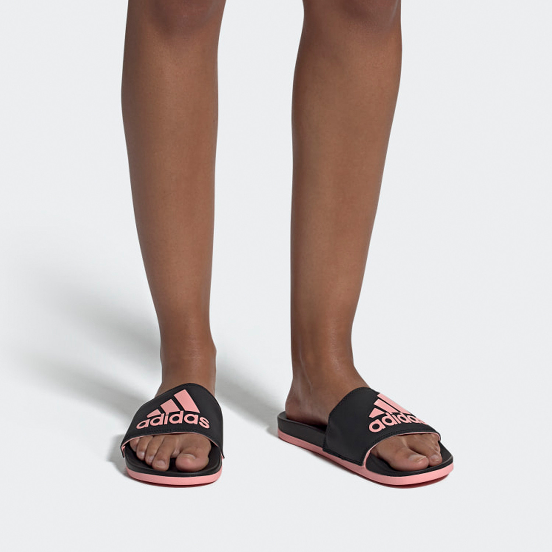 adidas Core adilette Cloudfoam Logo Women's Slides (9000044812_43353)