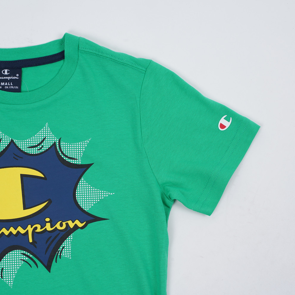 Champion Kids' Crewneck T-Shirt