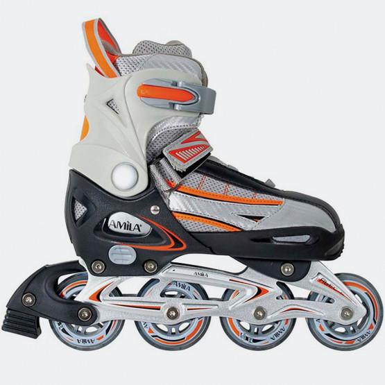 Amila In-Line Skate Αλουμινίου 33-36