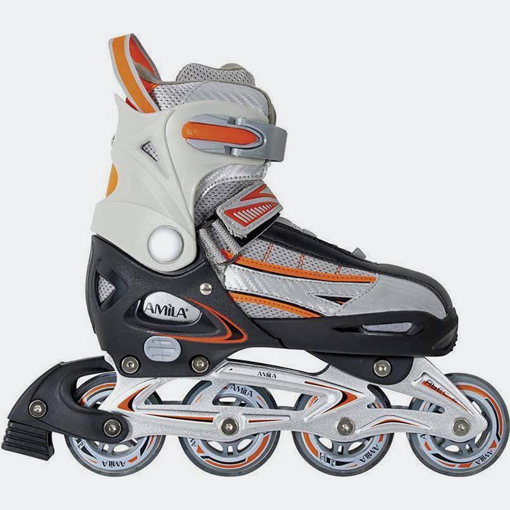 Amila In-Line Skate Αλουμινίου 37-40 (9000009192_17029)