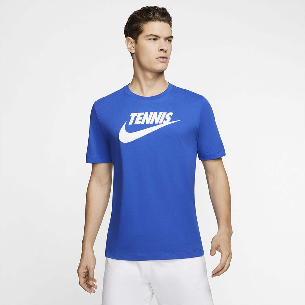 NikeCourt Dri-FIT Men's Graphic Tennis T-Shirt (9000043949_6078)