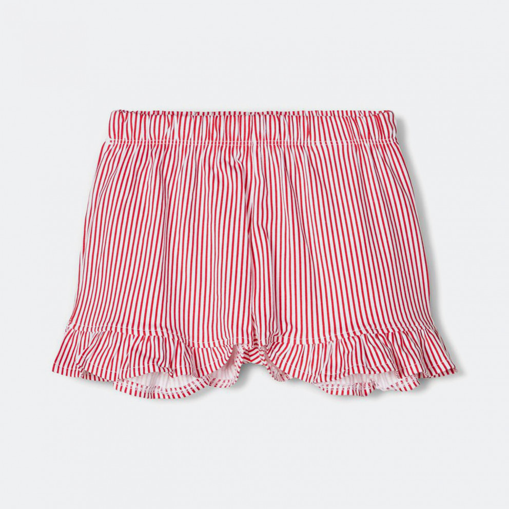 Name it Patterned Cotton Kids' Shorts-Set