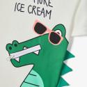 Name it Crocodile Print Kids' T-Shirt