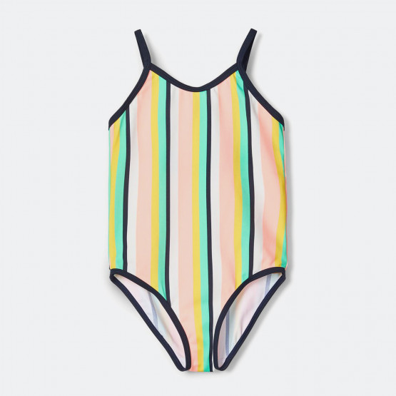 Name it Striped Grils' Swimsuit