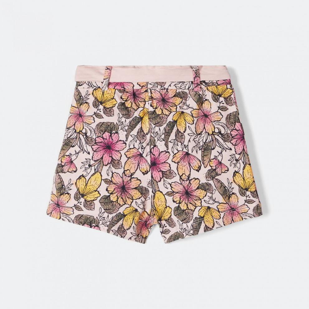 Name it Floral Print Grils' Shorts