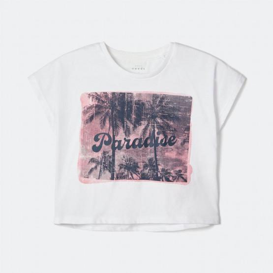Name it Short Printed Kids' T-Shirt