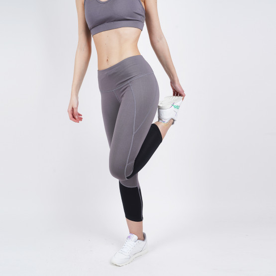 Body Action Women's Mid Rise 7/8 Leggings