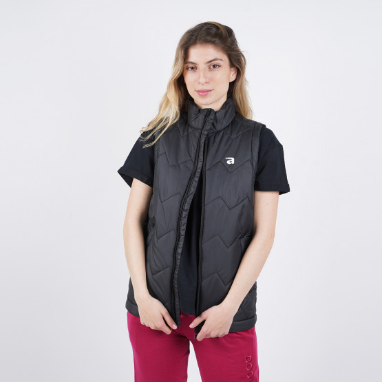 Body Action Women's Puffy Vest