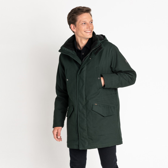 Lee PARKA DK BOTTLE GREEN