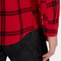 Wrangler Ls 1Pkt Shirt Crimson Red