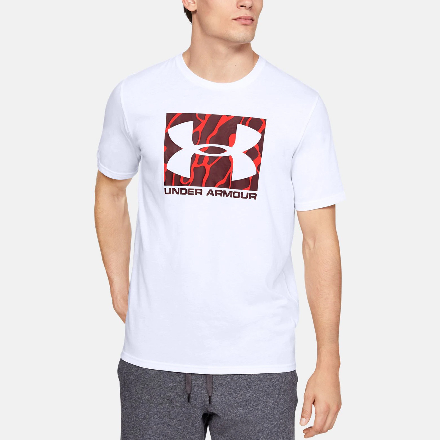 Under Armour Camo Boxed Men's T-Shirt (9000047939_44236)