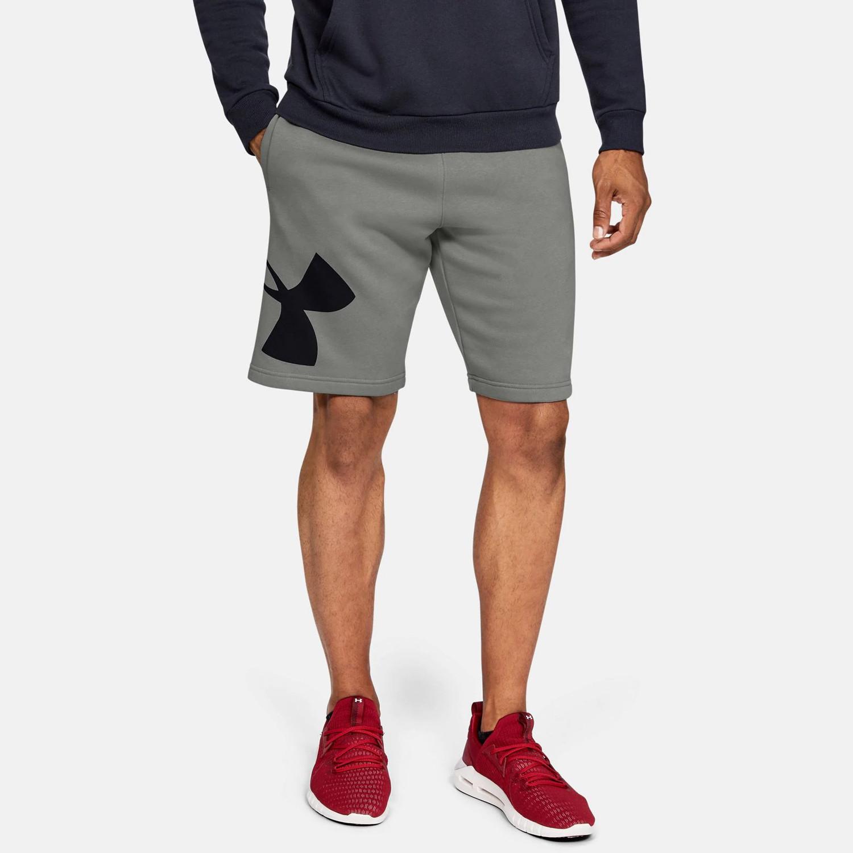Under Armour Rival Fleece Logo Men's Shorts (9000047983_44262)