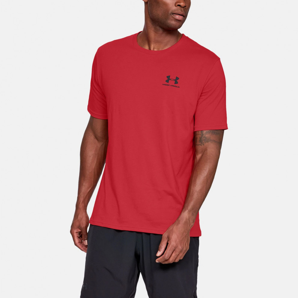 Under Armour Sportstyle Left Chest Ανδρικό T-shirt