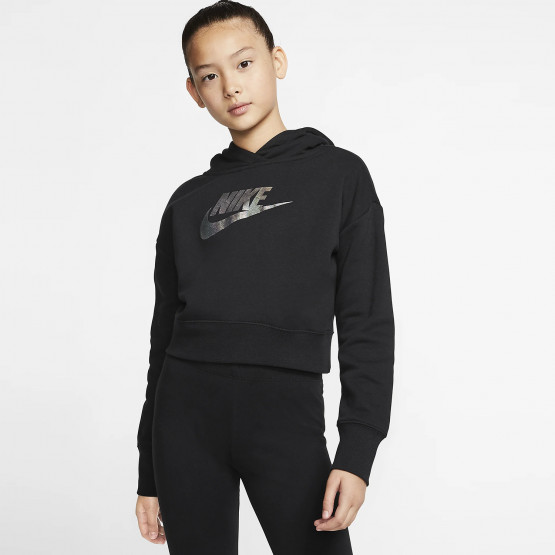 Nike G NSW FF CROP