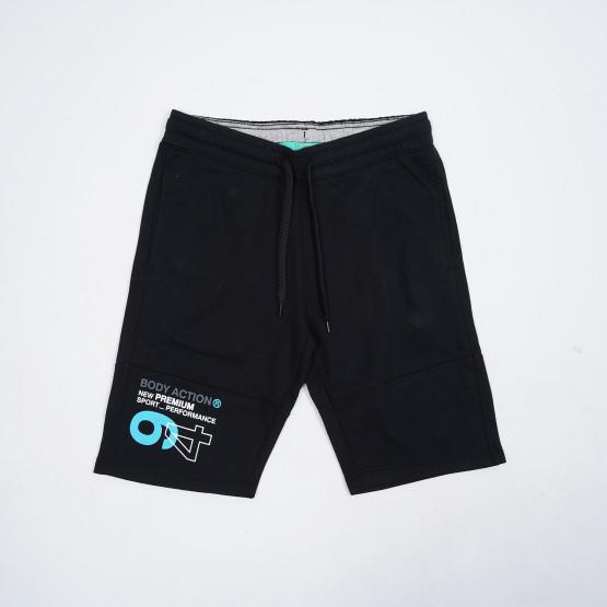 Body Action Boys' Classic Bermuda Shorts