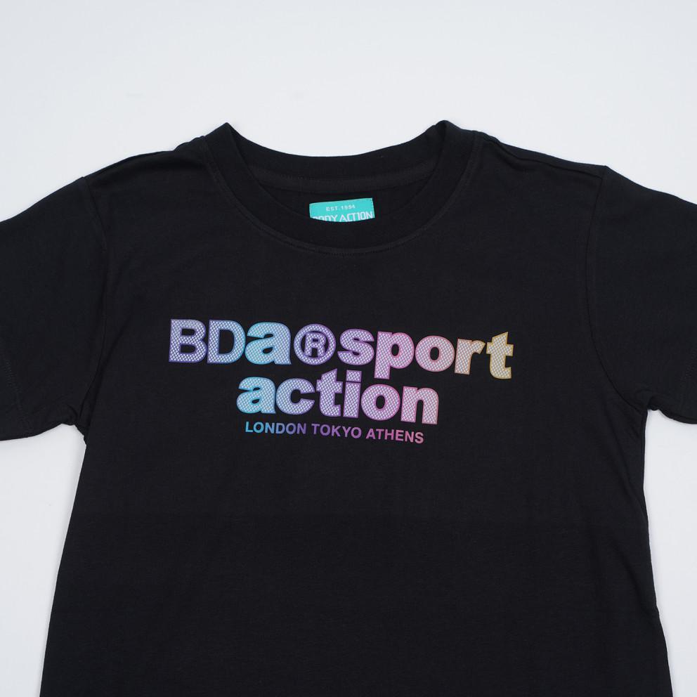 Body Action Girls' T-Shirt