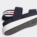 Tommy Jeans Chunky Tape Women's Platform Sandals