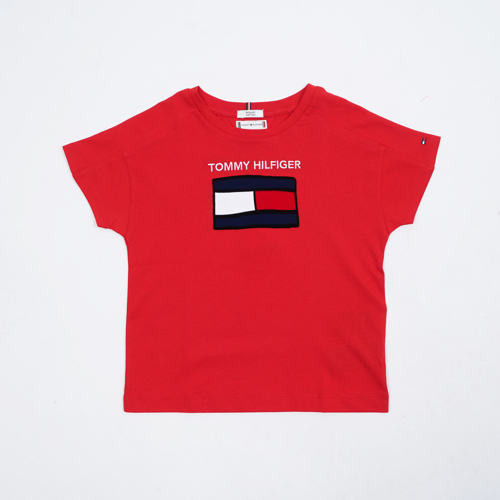 Tommy Jean Fun Graphic Flag Kids' Tee