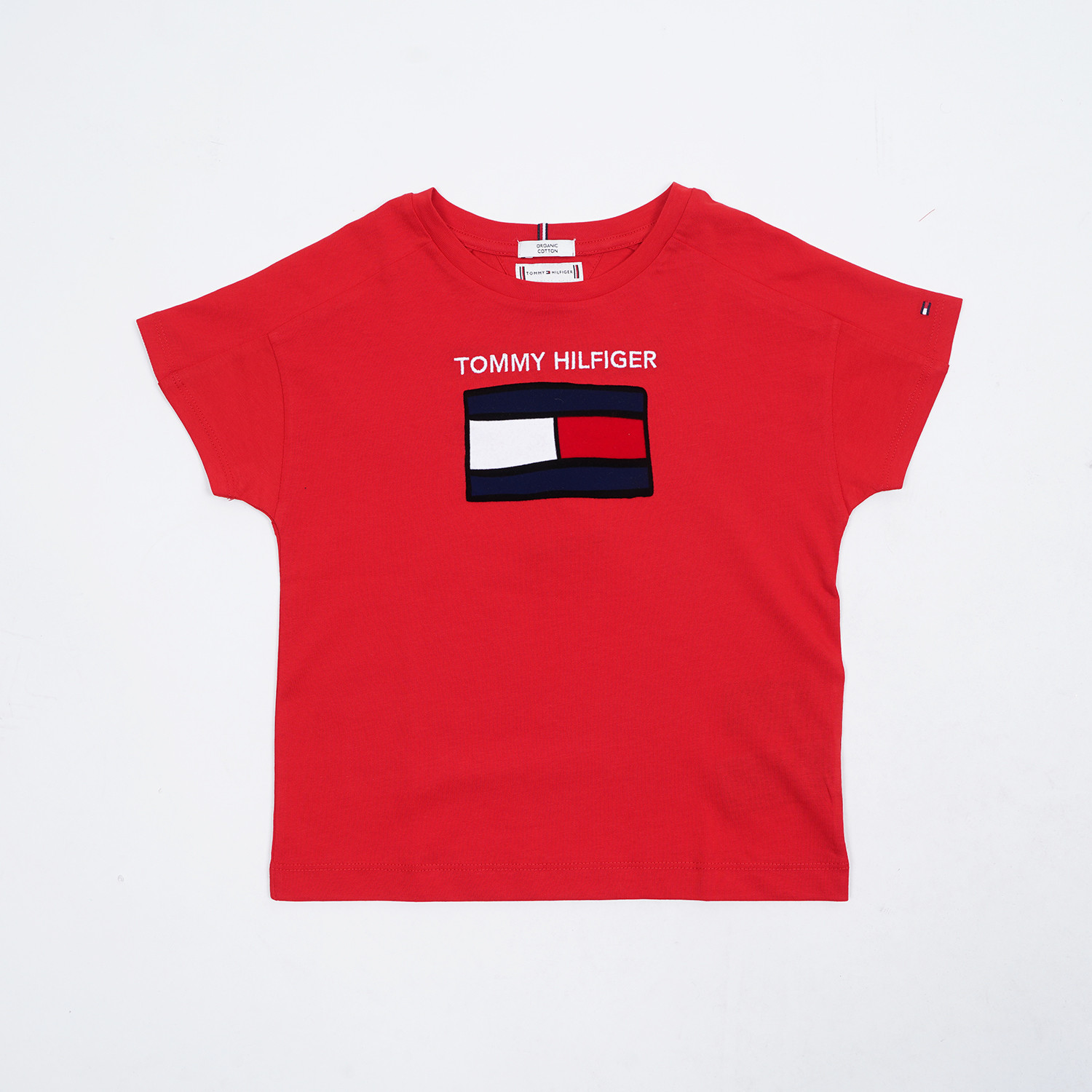 Tommy Jean Fun Graphic Flag Kids' Tee (9000051281_45072)