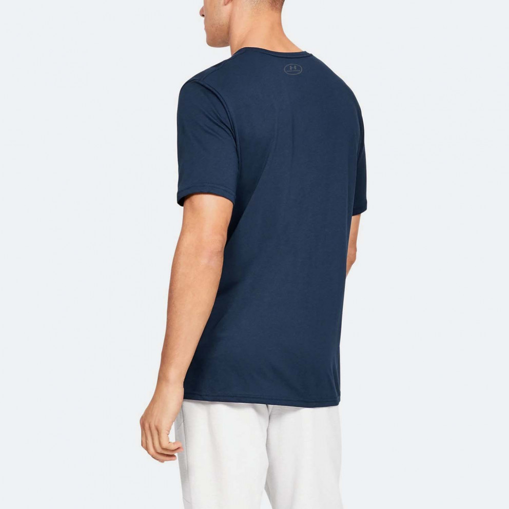 Under Armour Rival Fleece Sportstyle Logo Men's T-Shirt